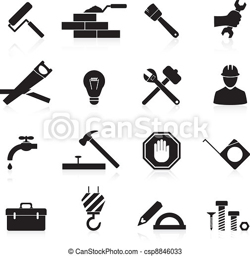 Icons construction and repair - csp8846033
