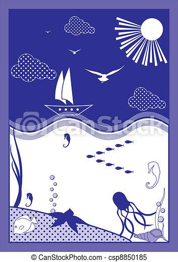 Waterscape - csp8850185