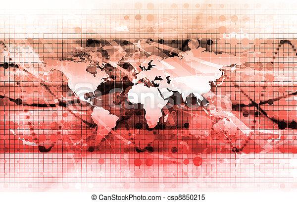 Media Communication - csp8850215