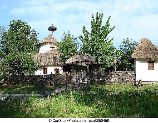 sitio ucranio pequeño