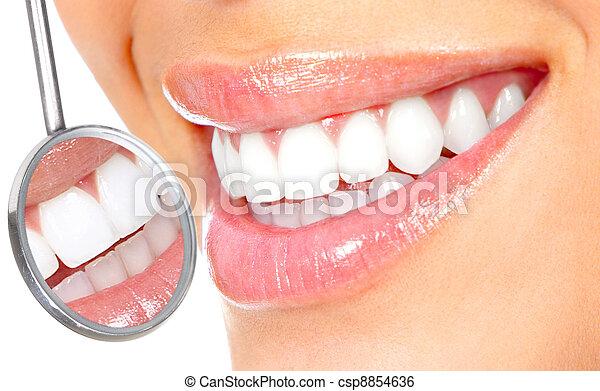 牙齒 - csp8854636