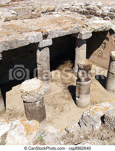 ancient thira 16 - csp8862640
