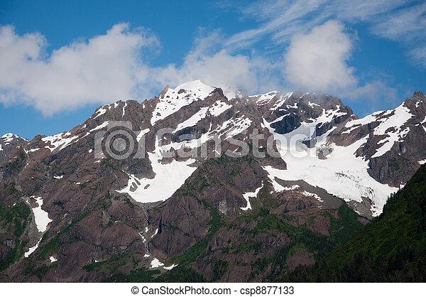 Kenai Fjords National Park - csp8877133