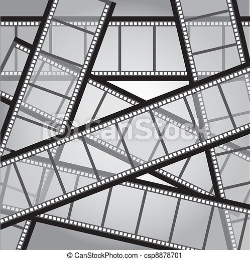 film stripes - csp8878701