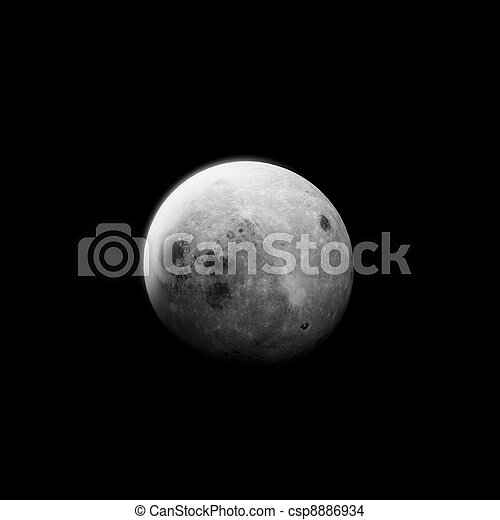 Waxing Gibbous Moon Clipart Close-up of the waxing gibbous moon  add    Waxing Gibbous Moon Clipart