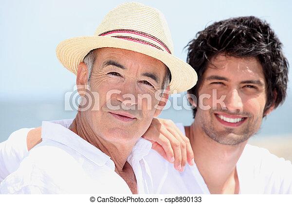 senior and junior - csp8890133
