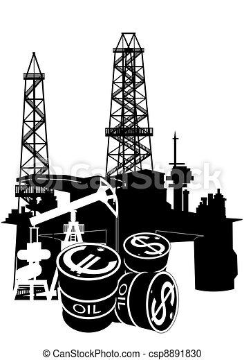 Production and sale of petroleum pr - csp8891830