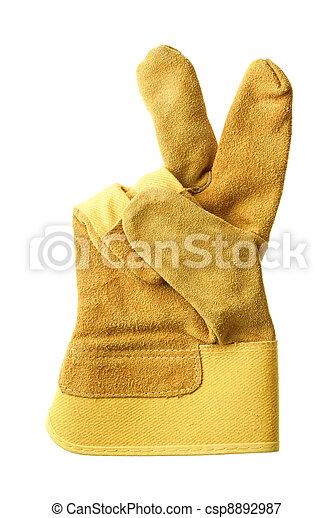 Protective glove - csp8892987