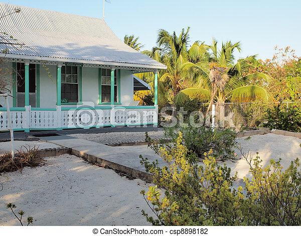 Cayman Islands House - csp8898182