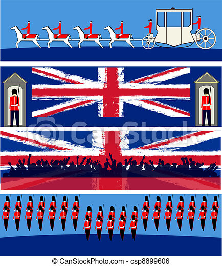 Jubilee Banner Set - csp8899606