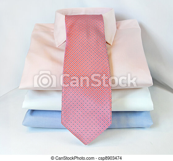 Tie and shirts - csp8903474