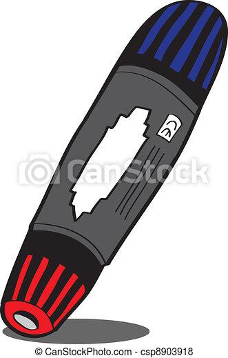 marker pen - csp8903918