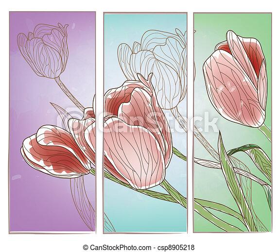 artistic panel - csp8905218
