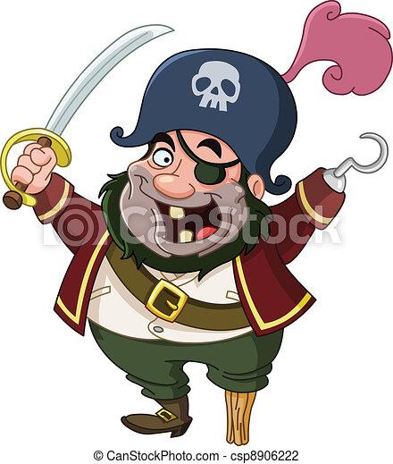 Kid Friendly Pirates