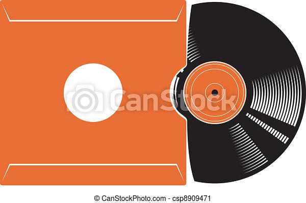 Vinyl disc - csp8909471