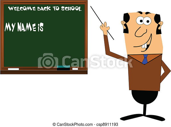 teacher - csp8911193