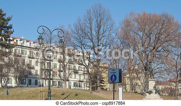 Giardini Cavour - csp8917884