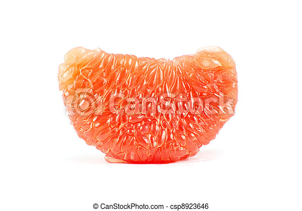 halves grapefruit - csp8923646