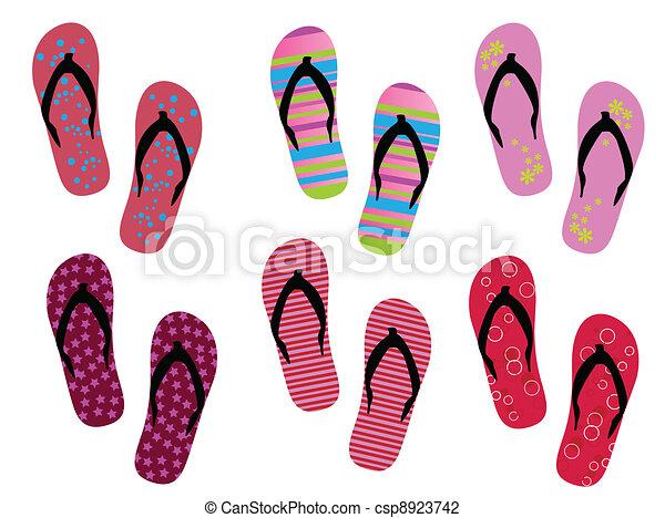 Flip flops - csp8923742