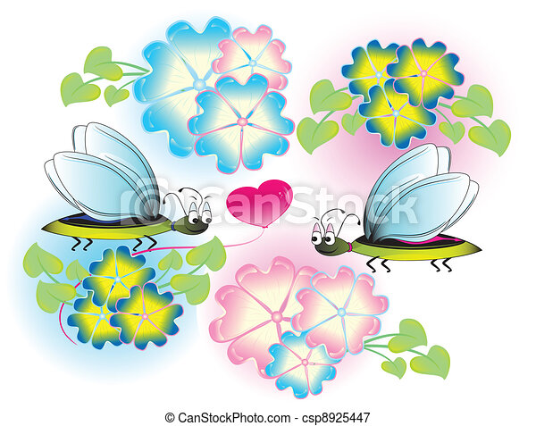 Adults love - csp8925447