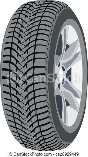 wheel - csp8929449