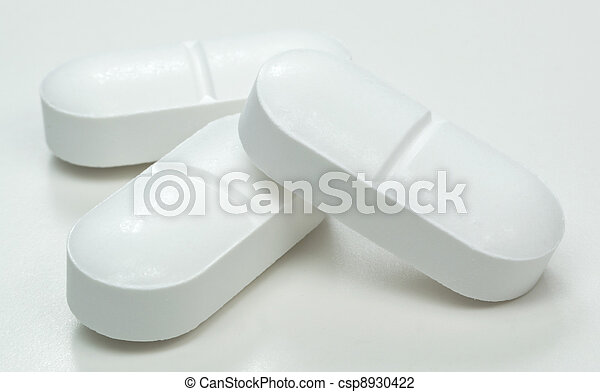 Pharmaceutical tablets - csp8930422