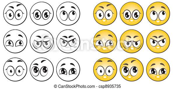 emotions - csp8935735
