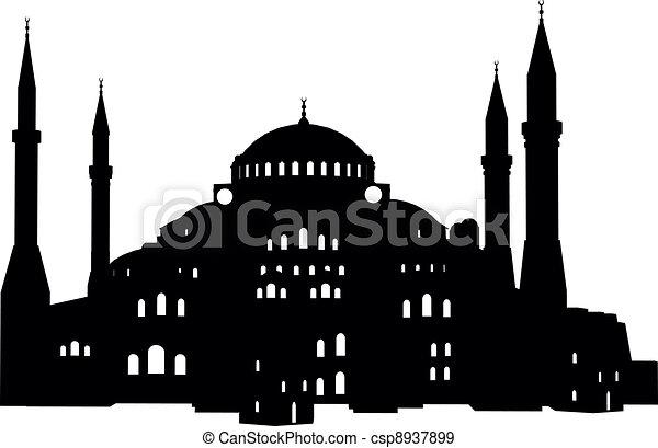 Hagia Sofia - csp8937899