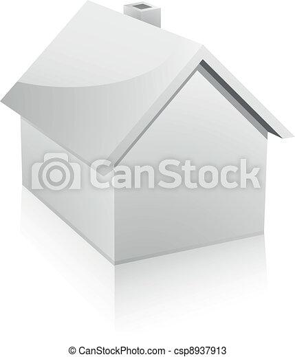 House - csp8937913