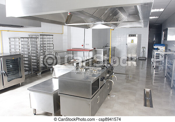 new catering kitchen - csp8941574