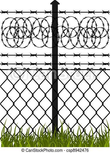 Prison Fence Graphic brilliant prison fence graphicnicholas ganz inside design ideas