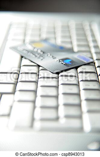 Online Banking - csp8943013