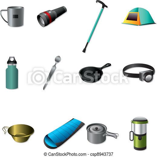 Camping tools - csp8943737