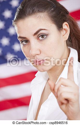 american politics - csp8946516