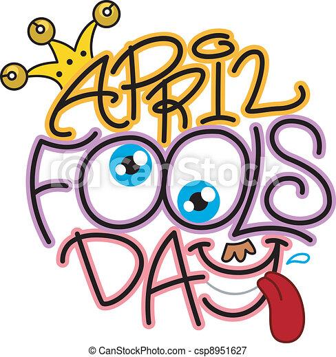 April Fools' Day - csp8951627