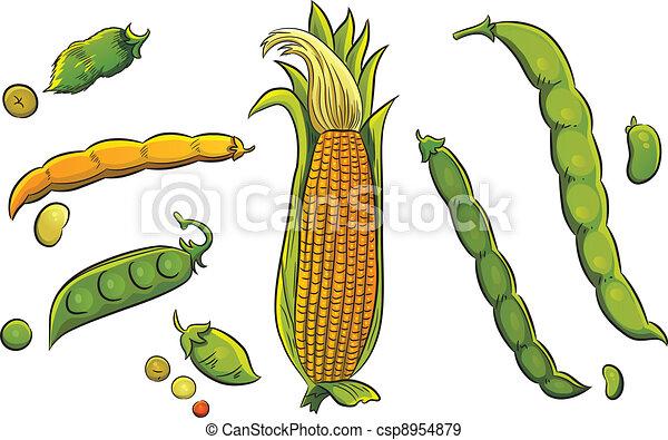 cereales, Colección - csp8954879