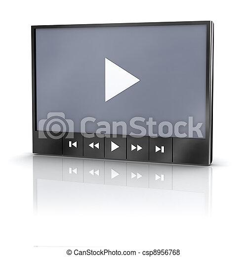 Video player - csp8956768