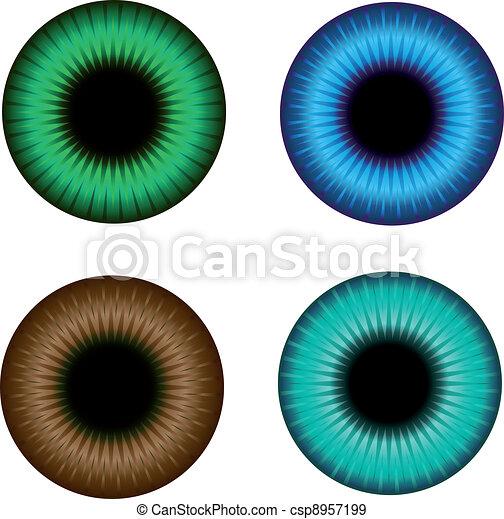 Color iris - csp8957199