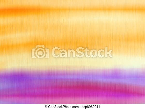 vattenfärg, bakgrund, abstrakt,  design - csp8960211