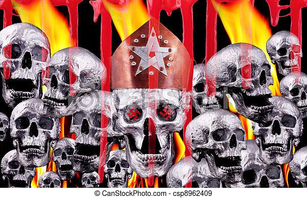 skulls - csp8962409