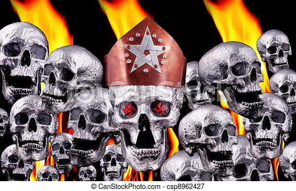 skulls - csp8962427
