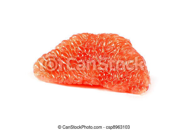 halves grapefruit - csp8963103