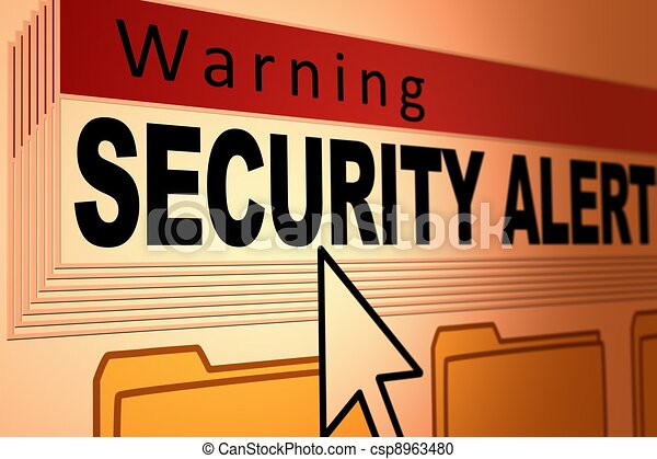 Security Alert - csp8963480