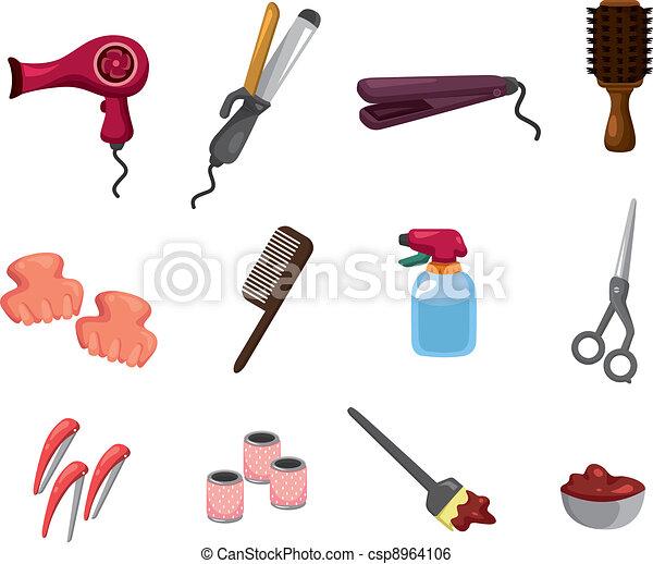 hairdressing KIT - csp8964106