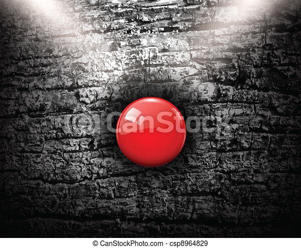 Grunge background  - csp8964829