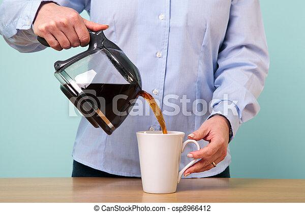 Coffee break - csp8966412