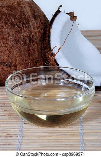 Coconut Oil - csp8969371