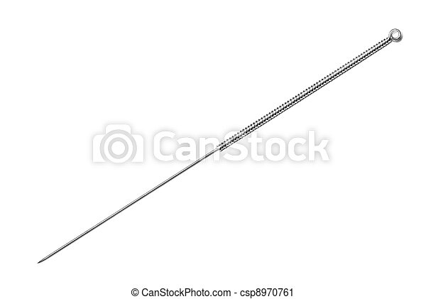Acupuncture needle - csp8970761