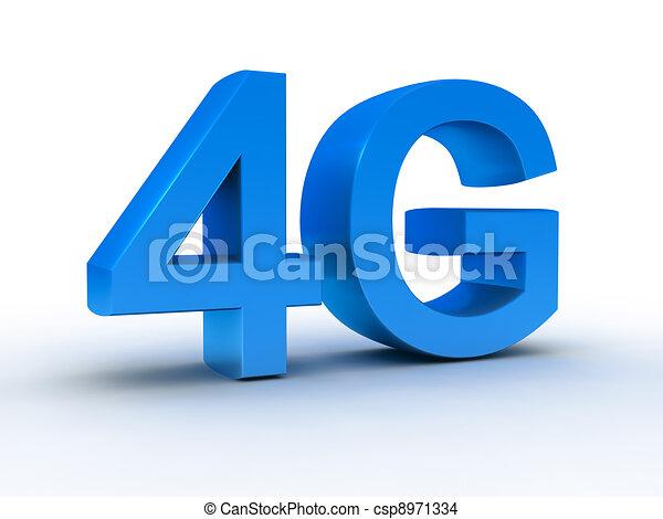 4G latest wireless communication - csp8971334