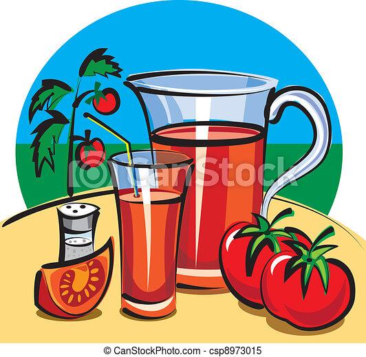 Juice Pouch Clip Art